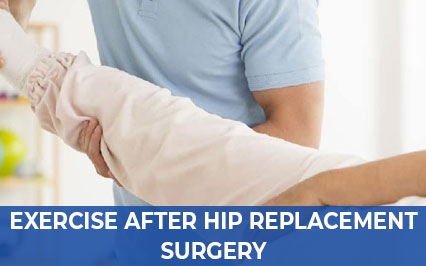 How to Exercise After Hip Replacement Surgery
