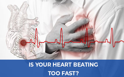 Is Your Heart Beating Too Fast
