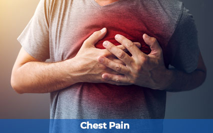 Experiencing Chest Pain? Know What is Causing It